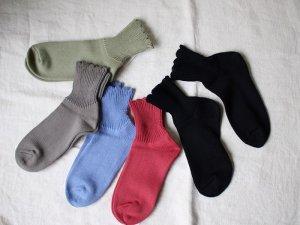 【14】綿ゾッキソックス<br>【5色】靴下職人