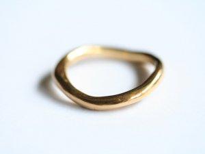 winding ring(K18)