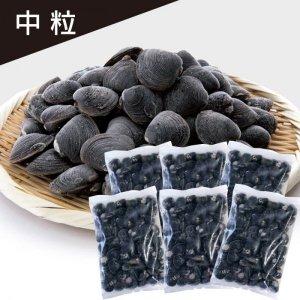 冷凍しじみ(夏採り)「中粒」1.2kg(200g×6袋)