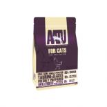 AATU (アートゥー)85/15 チキン キャットフード 3 kg 成猫用