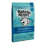 リニューアル バーキングヘッズ グレインフリー フィッシュ & デリッシュ 12� 全犬種成犬用