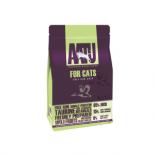 AATU (アートゥー)85/15 ダック キャットフード 3kg 成猫用