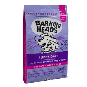 バーキングヘッズ パピー デイズ 12� 大型犬・全犬種仔犬用