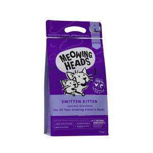ミャオイングヘッズ スミトン キトン 1.5kg キャットフード 全猫種仔猫用