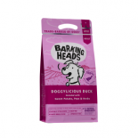 リニューアル バーキングヘッズ グレインフリー ドギー・リシャス ダック 2� 全犬種成犬用