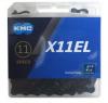 KMC X11EL-BK 11s用チェーン L118 ブラック