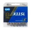 KMC X11SL-SV 11s用チェーン L118 シルバー