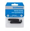 SHIMANO(シマノ) R55C4 アルミリム用ブレーキシュー&固定ネジ(ペア) (Y8L298060)