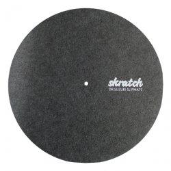 """Dr. Suzuki Slipmats / skratch 12"""" (スリップマット 2枚 + スリップシート 2枚)"""