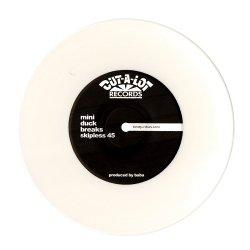 DJ Babu - Mini Duck Breaks Skipless 7″ レコード バトルブレイクス