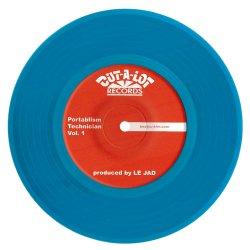 Le Jad - Portablism Technician Vol.1 レコード バトルブレイクス