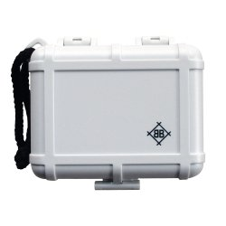 stokyo / Black Box [White] Cartridge Case ヘッドシェル カートリッジ レコード針 ケース カートリッジキーパー