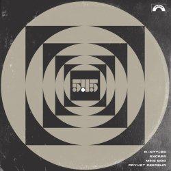 D-Styles, Excess, Mike Boo & Pryvet Peepsho ‐ 545 EP [Ltd. 12