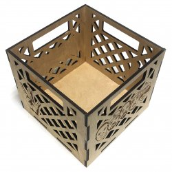 Jesse Dean Designs / 45 Crate : West Side