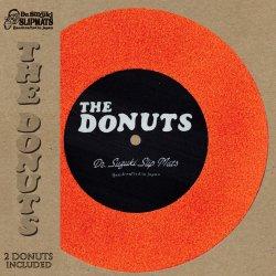 Dr. Suzuki / The Donuts [Orange / Black] 2枚入 7インチ コントロールマット