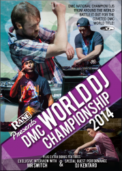DMC World DJ Championship 2014 DVD