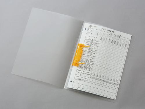 ヘルパーファイル(厚手)HC-A4S/30型