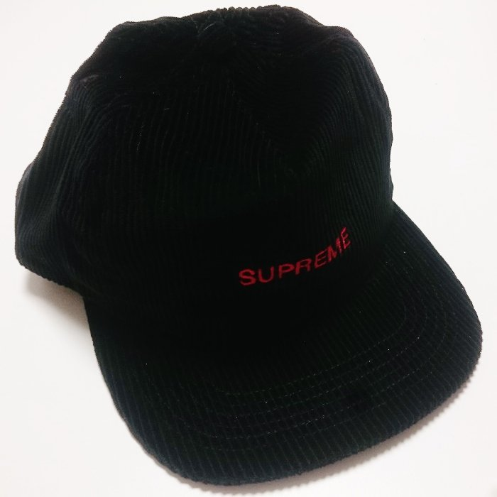 Supreme CORDUROY 5-PANEL CAP<img class='new_mark_img2' src='https://img.shop-pro.jp/img/new/icons47.gif' style='border:none;display:inline;margin:0px;padding:0px;width:auto;' />