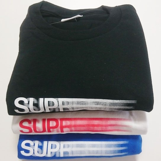 Supreme MOTION LOGO TEE<img class='new_mark_img2' src='https://img.shop-pro.jp/img/new/icons47.gif' style='border:none;display:inline;margin:0px;padding:0px;width:auto;' />