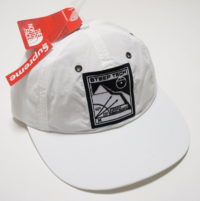 Supreme The North Face Steep Tech 6-Panel<img class='new_mark_img2' src='//img.shop-pro.jp/img/new/icons47.gif' style='border:none;display:inline;margin:0px;padding:0px;width:auto;' />