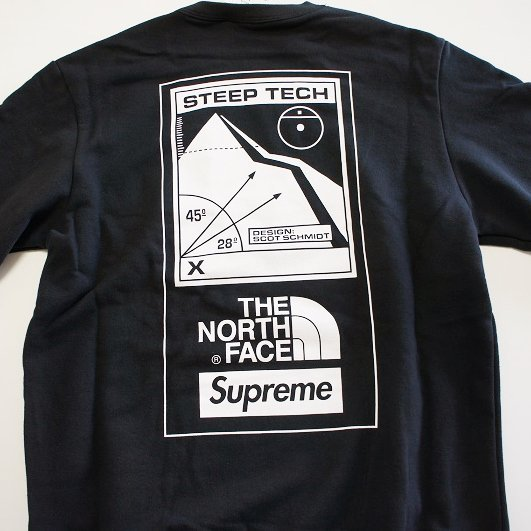 Supreme The North Face  Steep Tech Tee