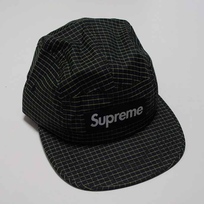Supreme 2 Tone Ripstop Box Logo Camp Cap<img class='new_mark_img2' src='//img.shop-pro.jp/img/new/icons16.gif' style='border:none;display:inline;margin:0px;padding:0px;width:auto;' />