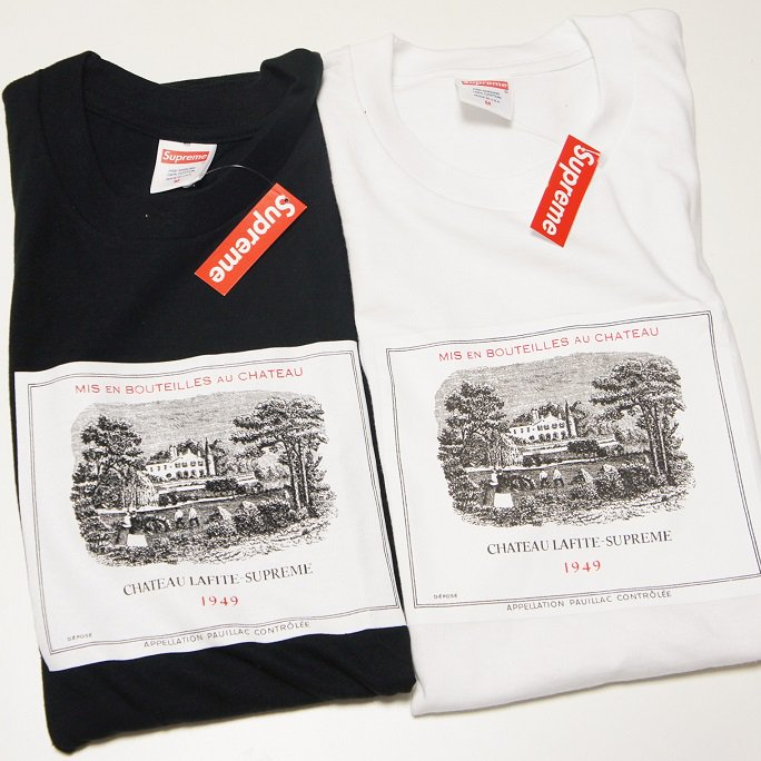 Supreme CHATEAU TEE<img class='new_mark_img2' src='//img.shop-pro.jp/img/new/icons47.gif' style='border:none;display:inline;margin:0px;padding:0px;width:auto;' />