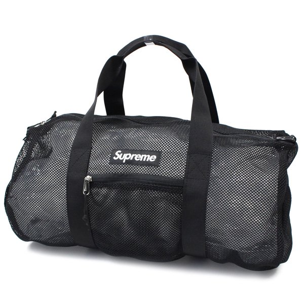 Supreme Box Logo Mesh Duffle Bag<img class='new_mark_img2' src='//img.shop-pro.jp/img/new/icons16.gif' style='border:none;display:inline;margin:0px;padding:0px;width:auto;' />