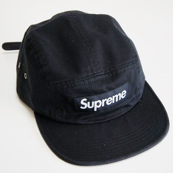 Supreme Box Logo Washed Chino Twill Camp Cap<img class='new_mark_img2' src='https://img.shop-pro.jp/img/new/icons47.gif' style='border:none;display:inline;margin:0px;padding:0px;width:auto;' />