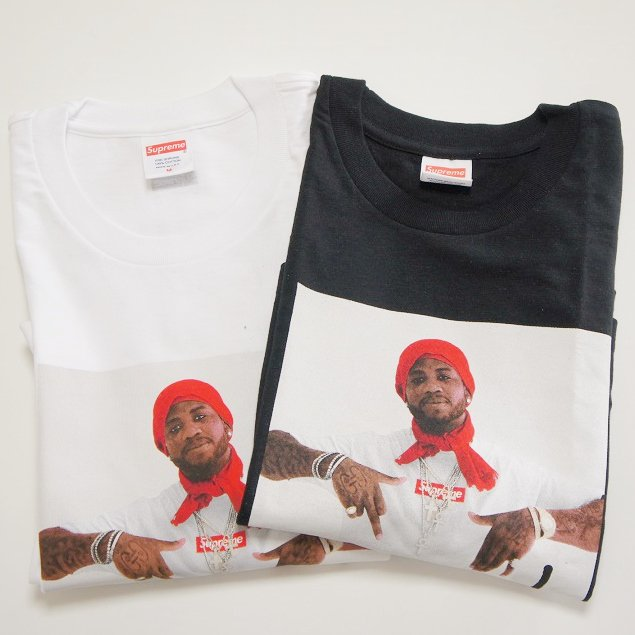 Supreme Gucci Mane Tee<img class='new_mark_img2' src='//img.shop-pro.jp/img/new/icons47.gif' style='border:none;display:inline;margin:0px;padding:0px;width:auto;' />