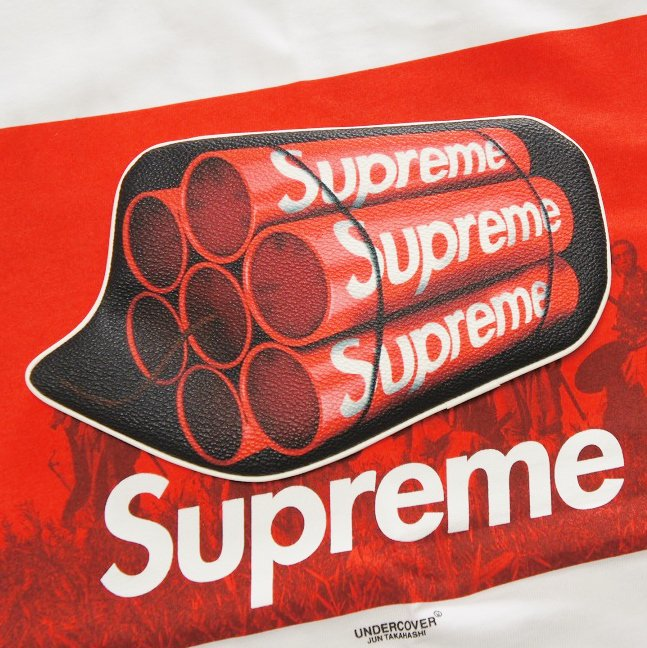 Supreme UNDERCOVER Dynamite Pouch<img class='new_mark_img2' src='//img.shop-pro.jp/img/new/icons15.gif' style='border:none;display:inline;margin:0px;padding:0px;width:auto;' />
