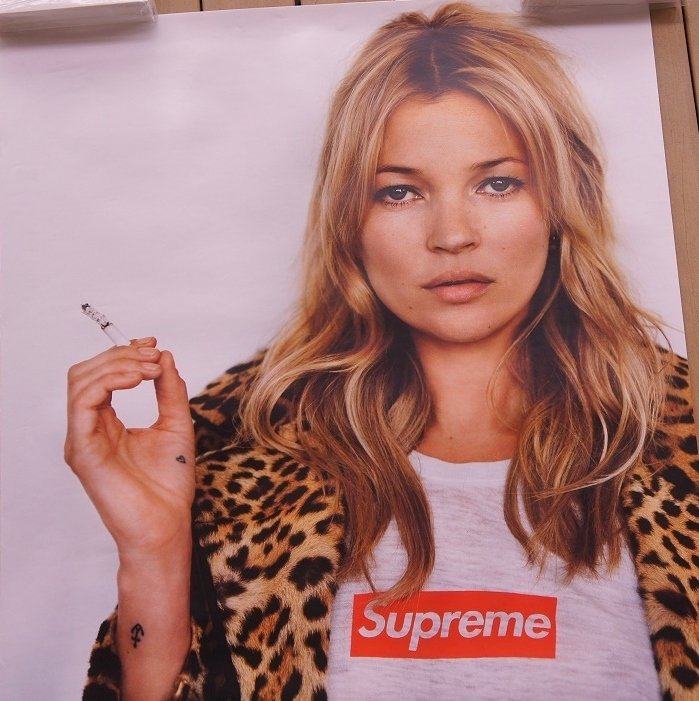 Supreme Kate Moss Poster<img class='new_mark_img2' src='https://img.shop-pro.jp/img/new/icons47.gif' style='border:none;display:inline;margin:0px;padding:0px;width:auto;' />