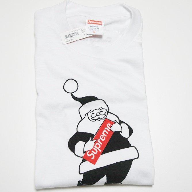 Supreme Santa Christmas Tee 2016<img class='new_mark_img2' src='https://img.shop-pro.jp/img/new/icons47.gif' style='border:none;display:inline;margin:0px;padding:0px;width:auto;' />