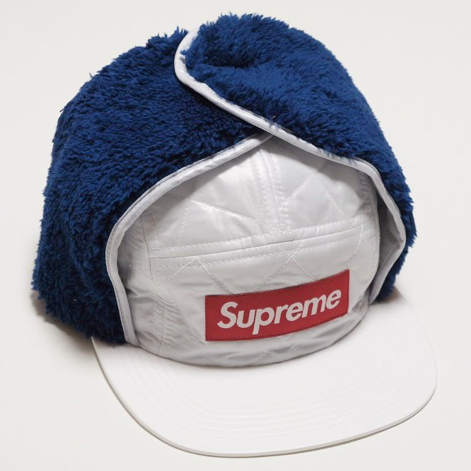 Supreme Quilted Earflap Camp Cap   <img class='new_mark_img2' src='//img.shop-pro.jp/img/new/icons15.gif' style='border:none;display:inline;margin:0px;padding:0px;width:auto;' />