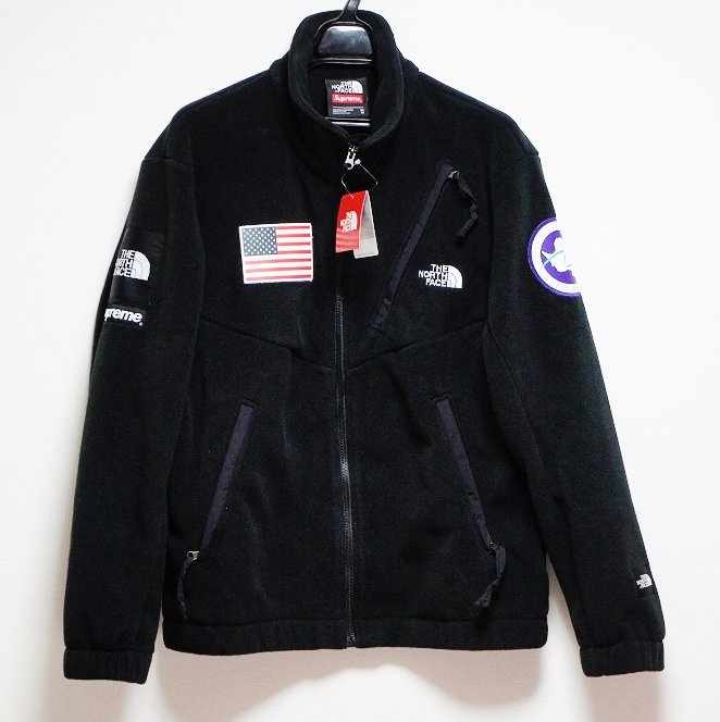 Supreme The North Face Trans Antarctica Expedition Polartec fleece Jacket <img class='new_mark_img2' src='https://img.shop-pro.jp/img/new/icons47.gif' style='border:none;display:inline;margin:0px;padding:0px;width:auto;' />