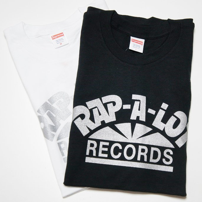 Supreme Rap A Lot Records Tee<img class='new_mark_img2' src='//img.shop-pro.jp/img/new/icons15.gif' style='border:none;display:inline;margin:0px;padding:0px;width:auto;' />