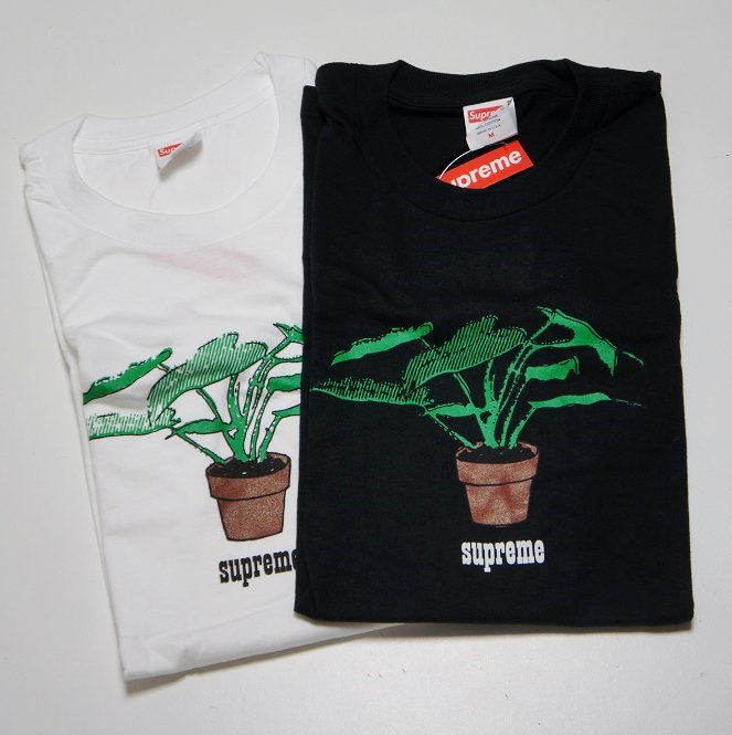 Supreme Plant Tee<img class='new_mark_img2' src='https://img.shop-pro.jp/img/new/icons47.gif' style='border:none;display:inline;margin:0px;padding:0px;width:auto;' />