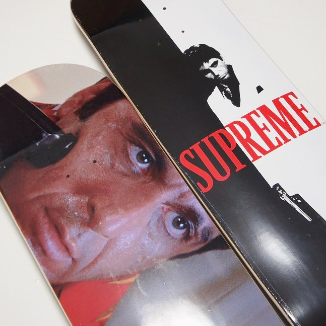 Supreme Scarface Deck 1 Set Sticker<img class='new_mark_img2' src='//img.shop-pro.jp/img/new/icons15.gif' style='border:none;display:inline;margin:0px;padding:0px;width:auto;' />