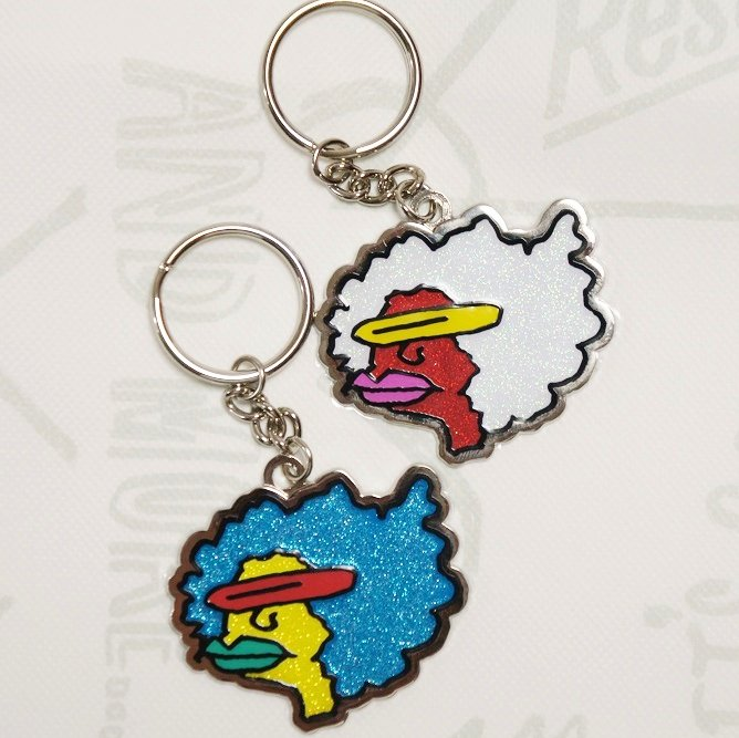Supreme Gonz Ramm keychain<img class='new_mark_img2' src='//img.shop-pro.jp/img/new/icons15.gif' style='border:none;display:inline;margin:0px;padding:0px;width:auto;' />