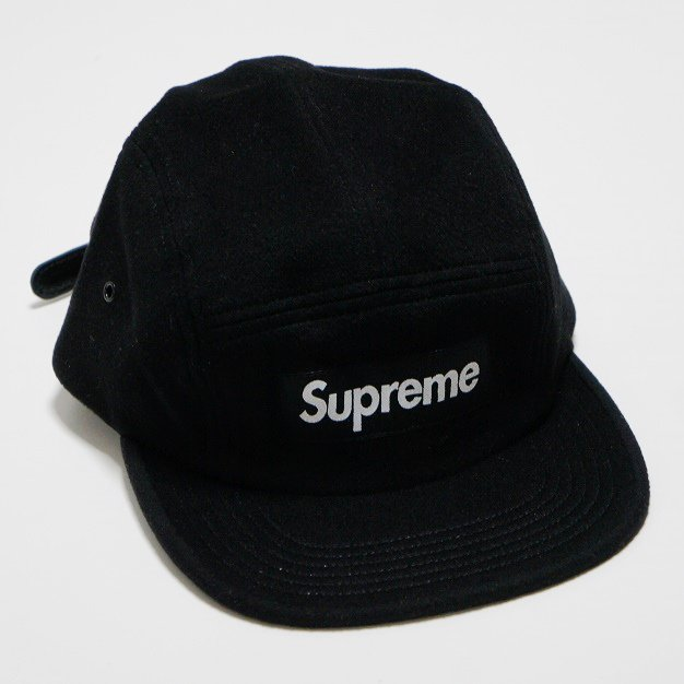 Supreme Wool Camp Cap<img class='new_mark_img2' src='//img.shop-pro.jp/img/new/icons47.gif' style='border:none;display:inline;margin:0px;padding:0px;width:auto;' />
