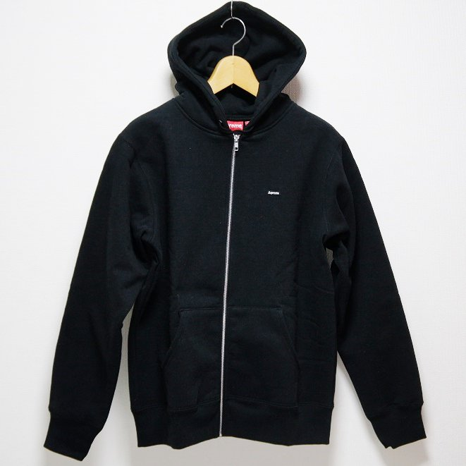 Supreme Small Box Zip Up Sweatshirts