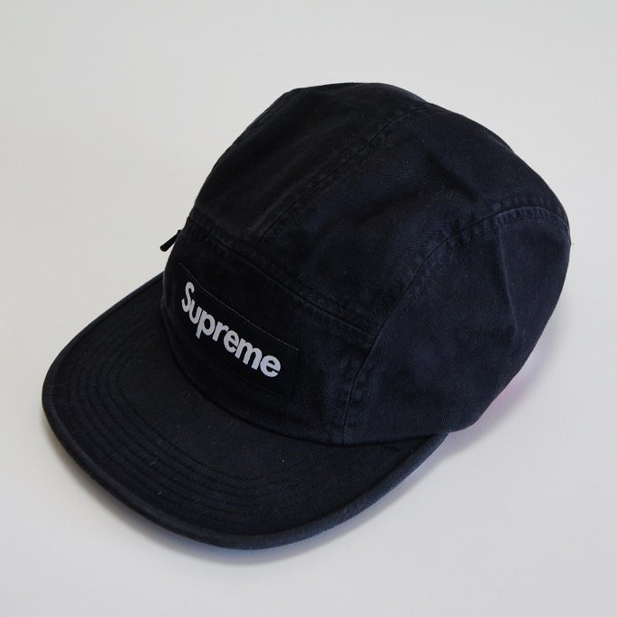 Supreme Side Zip Camp Cap<img class='new_mark_img2' src='//img.shop-pro.jp/img/new/icons16.gif' style='border:none;display:inline;margin:0px;padding:0px;width:auto;' />
