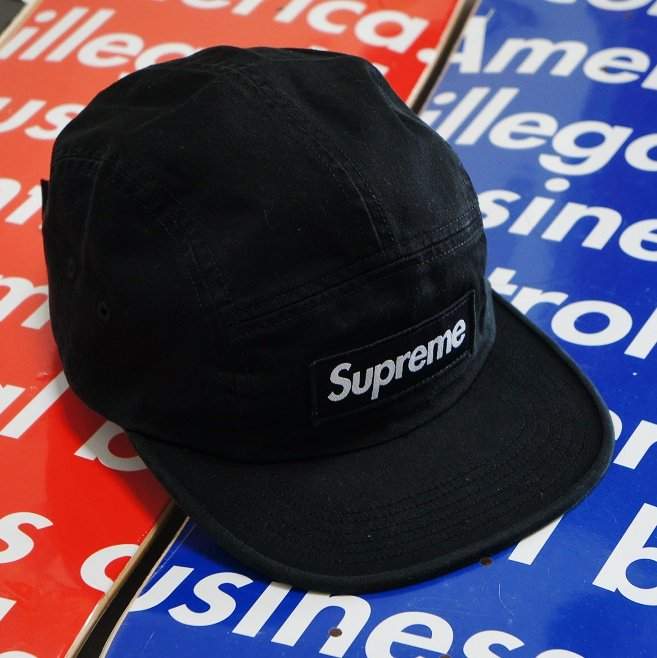 Supreme Military Camp Cap<img class='new_mark_img2' src='//img.shop-pro.jp/img/new/icons15.gif' style='border:none;display:inline;margin:0px;padding:0px;width:auto;' />