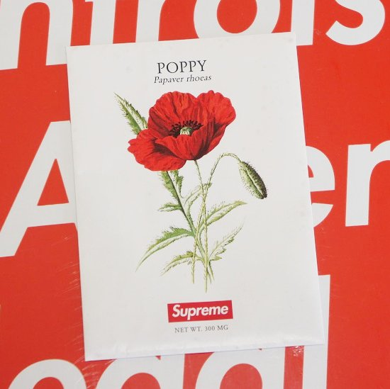 Supreme POPPY <img class='new_mark_img2' src='//img.shop-pro.jp/img/new/icons16.gif' style='border:none;display:inline;margin:0px;padding:0px;width:auto;' />