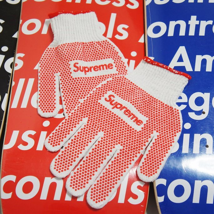 Supreme Grip Work Gloves<img class='new_mark_img2' src='https://img.shop-pro.jp/img/new/icons47.gif' style='border:none;display:inline;margin:0px;padding:0px;width:auto;' />