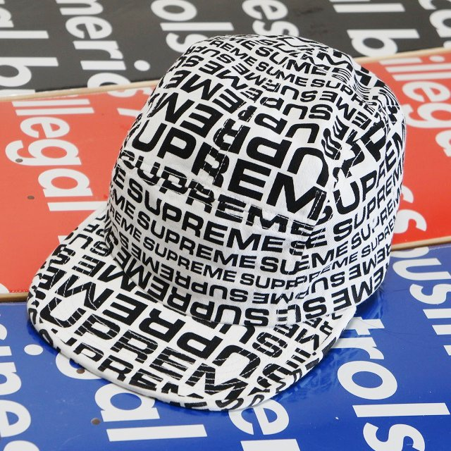 Supreme Repeater Camp Cap<img class='new_mark_img2' src='//img.shop-pro.jp/img/new/icons15.gif' style='border:none;display:inline;margin:0px;padding:0px;width:auto;' />