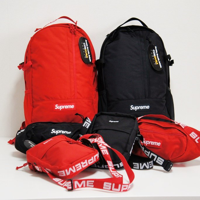 Supreme Back Pack セット<img class='new_mark_img2' src='//img.shop-pro.jp/img/new/icons47.gif' style='border:none;display:inline;margin:0px;padding:0px;width:auto;' />