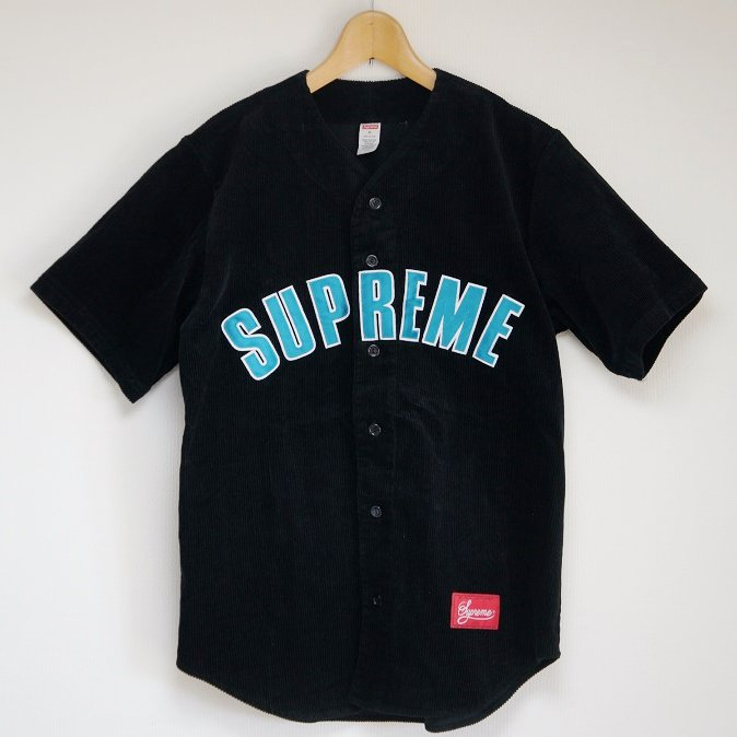 Supreme Corduroy Baseball Jersey <img class='new_mark_img2' src='//img.shop-pro.jp/img/new/icons15.gif' style='border:none;display:inline;margin:0px;padding:0px;width:auto;' />
