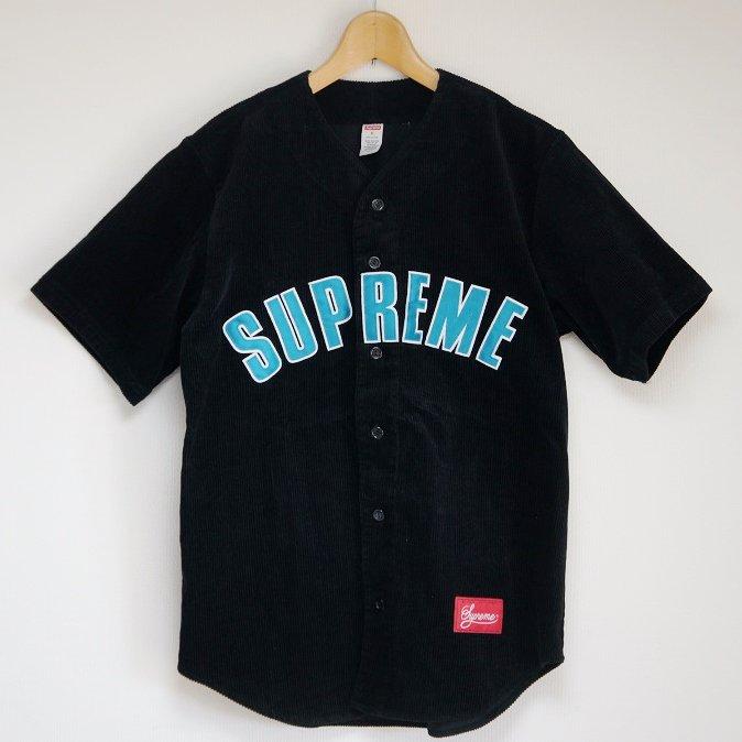 Supreme Corduroy Baseball Jersey <img class='new_mark_img2' src='https://img.shop-pro.jp/img/new/icons47.gif' style='border:none;display:inline;margin:0px;padding:0px;width:auto;' />