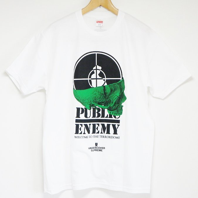 Supreme Undercover Public Enemy Terrordome Tee<img class='new_mark_img2' src='//img.shop-pro.jp/img/new/icons15.gif' style='border:none;display:inline;margin:0px;padding:0px;width:auto;' />